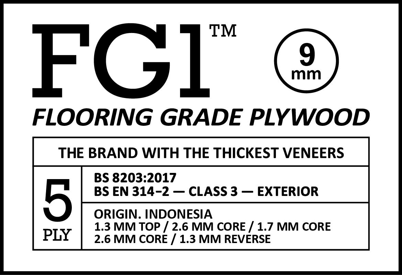 FG1 9mm Stamp